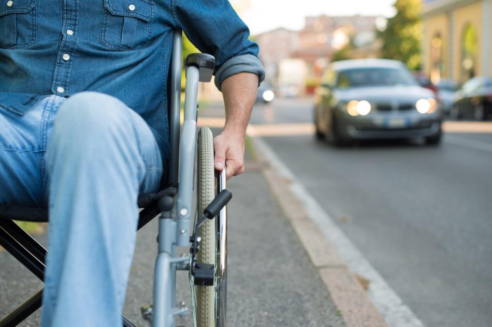 handicap access